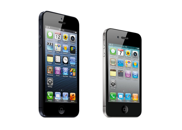 iPhone 5: Same same; but different