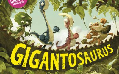 There's a Gigantosaurus in the room…