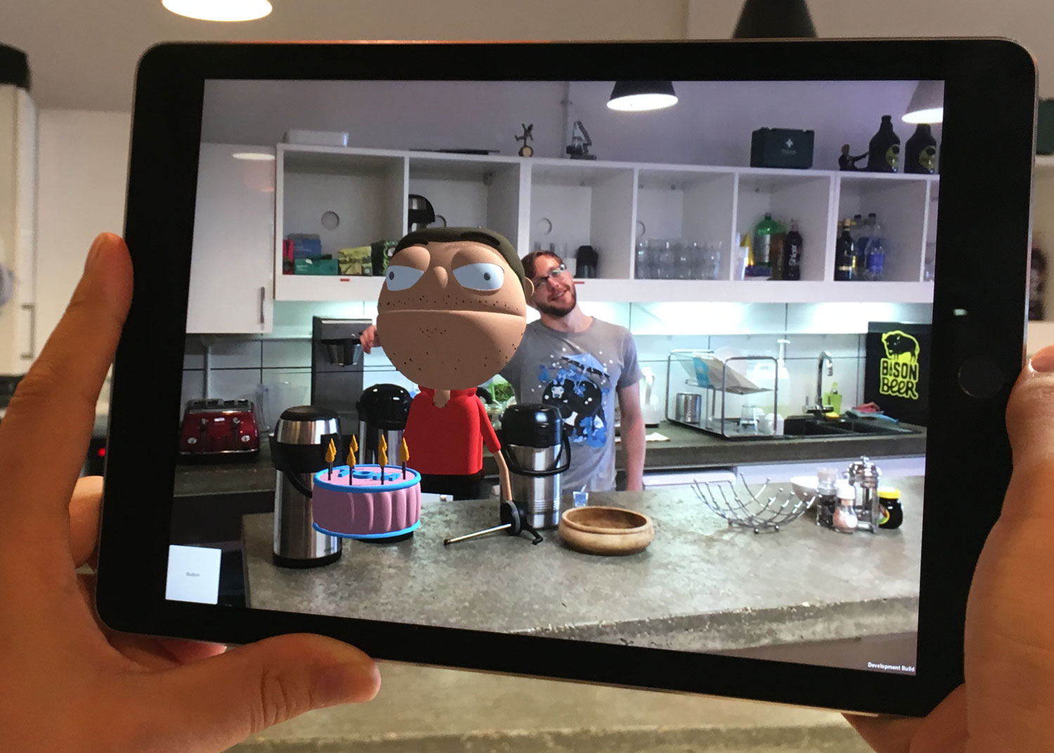 Making the most of ARKit with some RamJam experiments
