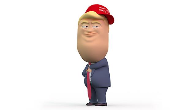 Lil Trump thumbnail